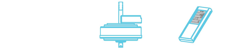 ventilateur conrant continu pour moins de consommation