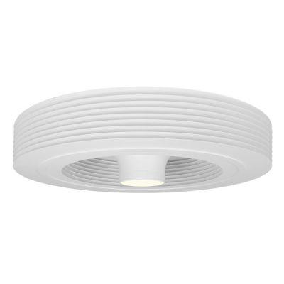 Ventilateur sans pale Exhale Blanc avec LED 3K