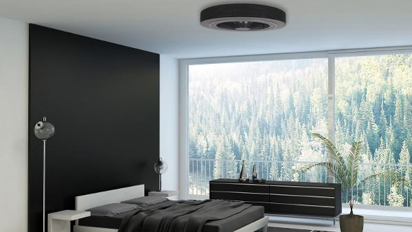 les ventilateurs de plafond exhale sont-ils fait pour vous ... - Ventilateur De Plafond Pour Chambre