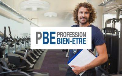 Une ventilation plafond sans pales pour les salles de fitness – Profession Bien-Etre
