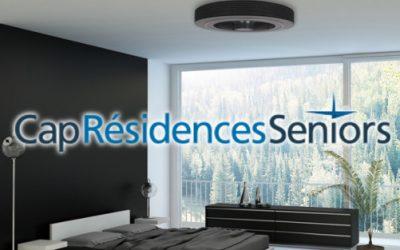 Seniors, connaissez vous le concept de ventilateur sans pales qui se fixe au plafond ? – CapRésidencesSenior