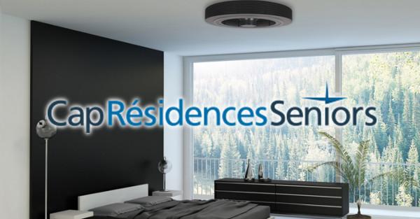 seniors connaissez vous le concept de ventilateur sans pales qui se fixe au plafond. Black Bedroom Furniture Sets. Home Design Ideas