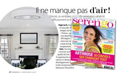 Il ne manque pas d'air ! – Exhale par le magazine Serengo