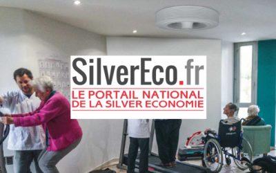 Exhale, un ventilateur de plafond pour les maisons de retraite – Silver Eco
