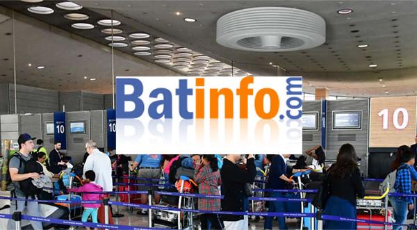 Exhale, ventilateur de plafond sans pales breveté pour une ventilation totale et saine – Batinfo