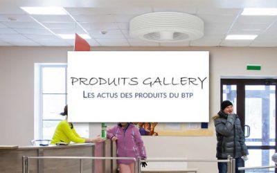 Ventilation totale et saine dans les salles d'attentes – Produits Gallery