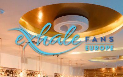 Le restaurant Saiko (Lisbonne Portugal) s'équipe de ventilateurs Exhale